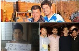 La familia Ramos, que supo defender a la ex presidenta y hoy tienen un acercamiento con el oficialismo.