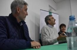 Fuerte pelea entre Pedro Rossi y Enrique Schierloh