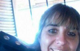 La agente policial de Rojas, Yamila Palacios.
