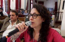Objeciones de Leticia Conti al Presupuesto de ajuste