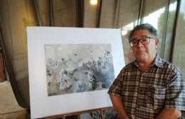 Se realizó un homenaje de los 75 años de trayectoria de Rubén Albarracín