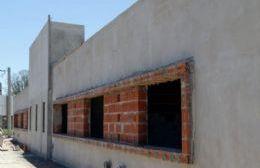 La obra del Centro de Atención Primaria de la zona sur ya superó el 50 por ciento de su ejecución