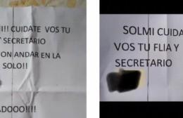 Amenazaron de muerte a Jorge Solmi