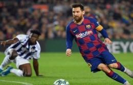 Leonel Messi imparable: sigue rompiendo récords