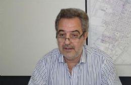 José Salauati, secretario de Obras Públicas.