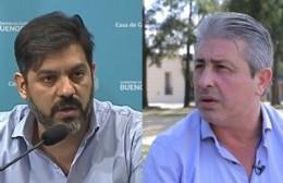 """El intendente de Pergamino se cruzó con Carlos Bianco: """"No fomenten la grieta"""""""