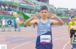 Destacada y emocionante actuación atletas de Pergamino en los Juegos Parapanamericanos