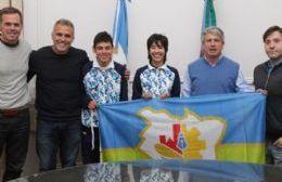 Dos atletas locales participan en los Juegos Parapanamericanos de Lima 2019