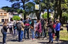 Nuevo circuito turístico a pie por Mariano Benítez