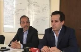 """Lucas Marino Aguirre: """"Trabajamos para los chicos, no para las organizaciones sociales"""""""