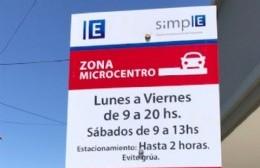 Se suspende el estacionamiento medido hasta el 31 de marzo