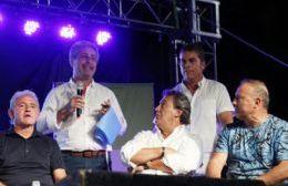 Los campeones de México 86 pasaron por Pergamino