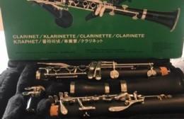 Nuevo instrumento para la Orquesta Infanto Juvenil Municipal de Barrio Kennedy