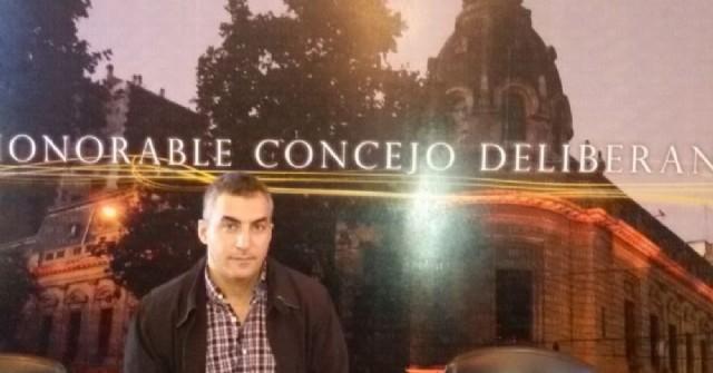 """Diego Brigati: """"Pergamino tiene una fuerte impronta conservadora, radical y macrista"""""""
