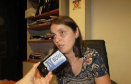 La abogada pergaminense, María Laura Bruzzone, encabeza la iniciativa de donación. (Foto: NOVA)