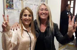 Corina Cuitiño presente en el lanzamiento de la candidatura de Eugenia Ball Lima en Pergamino
