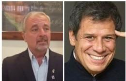 Claudio Rossi y Facundo Manes.