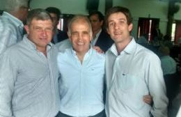 Reunión de intendentes bonaerenses del PRO en el Club Lanús. (Imagen Ilustrativa)