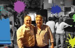 Un negocio redondo elucubrado por Walter Satuf y el intendente Javier Martínez. (Fotomontaje: NOVA)