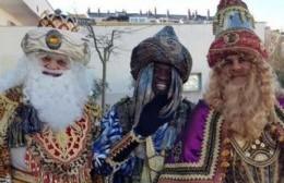 Los Bomberos Voluntarios junto a los Reyes Magos recorrerán las calles de la ciudad