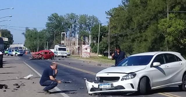 Fatal accidente en el kilómetro 71 de la Ruta 188