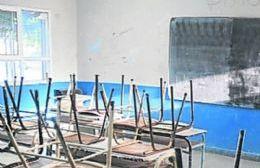 El Gobierno de Vidal ofreció un 15 % para los docentes