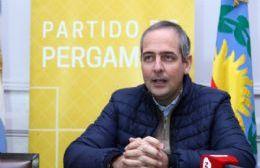 Matías Mercader, subdirector de Entidades de Bien Público.