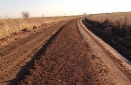 Se licitaron 20 kilómetros de camino rural, desde Benítez hasta Acevedo