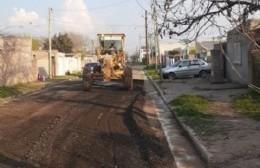 Más mejoras en los barrios