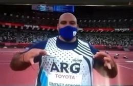 Gran desempeño de los atletas olímpicos