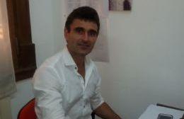 Ricardo Ruggeri, concejal del FpV.
