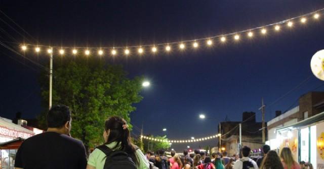 """Otra masiva edición de """"Arte Noche de las Luces"""""""