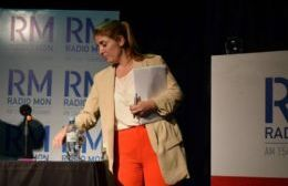 """María Eugenia Ball Lima: """"Vamos a trabajar codo a codo con Provincia y Nación"""""""