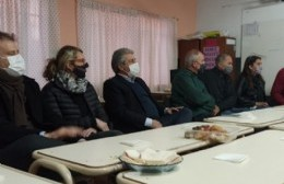 """Maiztegui intensifica su actividad de campaña: """"Los vecinos nos reciben muy bien"""""""