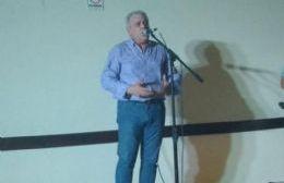 Manuel Elías, titular del PJ local.