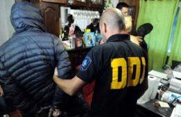 La banda fue desbaratada en este jueves por la Policía de la Provincia de Buenos Aires.