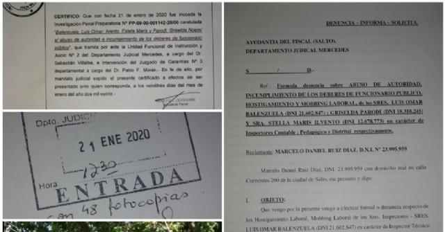 Un profesor denunció un acto de corrupción en una escuela de Salto y terminó siendo perseguido y separado de su cargo
