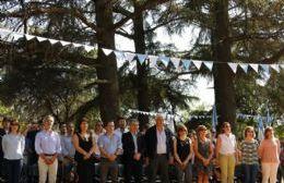 El Día de la Soberanía Nacional se celebró en la casa natal del presidente Arturo Illia