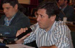 """Álvaro Reynoso no ocultó su preocupación por los """"pretextos para reducir el Estado"""""""