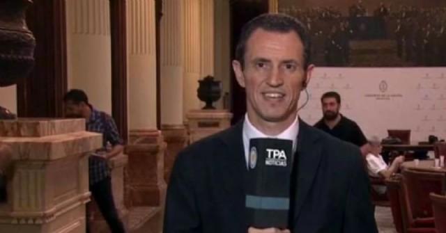 Espiaron al periodista Gastón Soulages durante la gestión de Juntos por el Cambio.