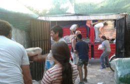 De la mano de Sara Randazzo, 350 familias reciben ayuda de Desarrollo Social de Nación