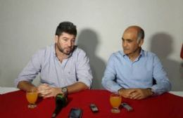 El vicegobernador Daniel Salvador visitó Pergamino en el Día del Militante Radical