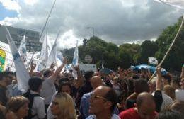 """Quevedo: """"Una marcha donde los trabajadores rompen con los dirigentes"""""""