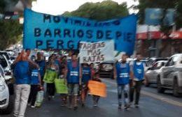 Diversas organizaciones marcharon por el #21F