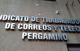 El Sindicato de Correos buscará negociar la reapertura de las paritarias