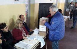 El voto de Manuel Elías.