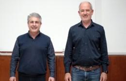 """Javier Martínez agradeció """"el voto de confianza"""" de los pergaminenses"""
