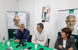 """Randazzo pasó por Pergamino: """"Siento que la gente me cree"""""""
