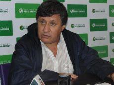 Ricardo Bari, director de Defensa Civil.