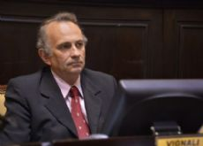 Gustavo Vignali, diputado provincial de la UCR.